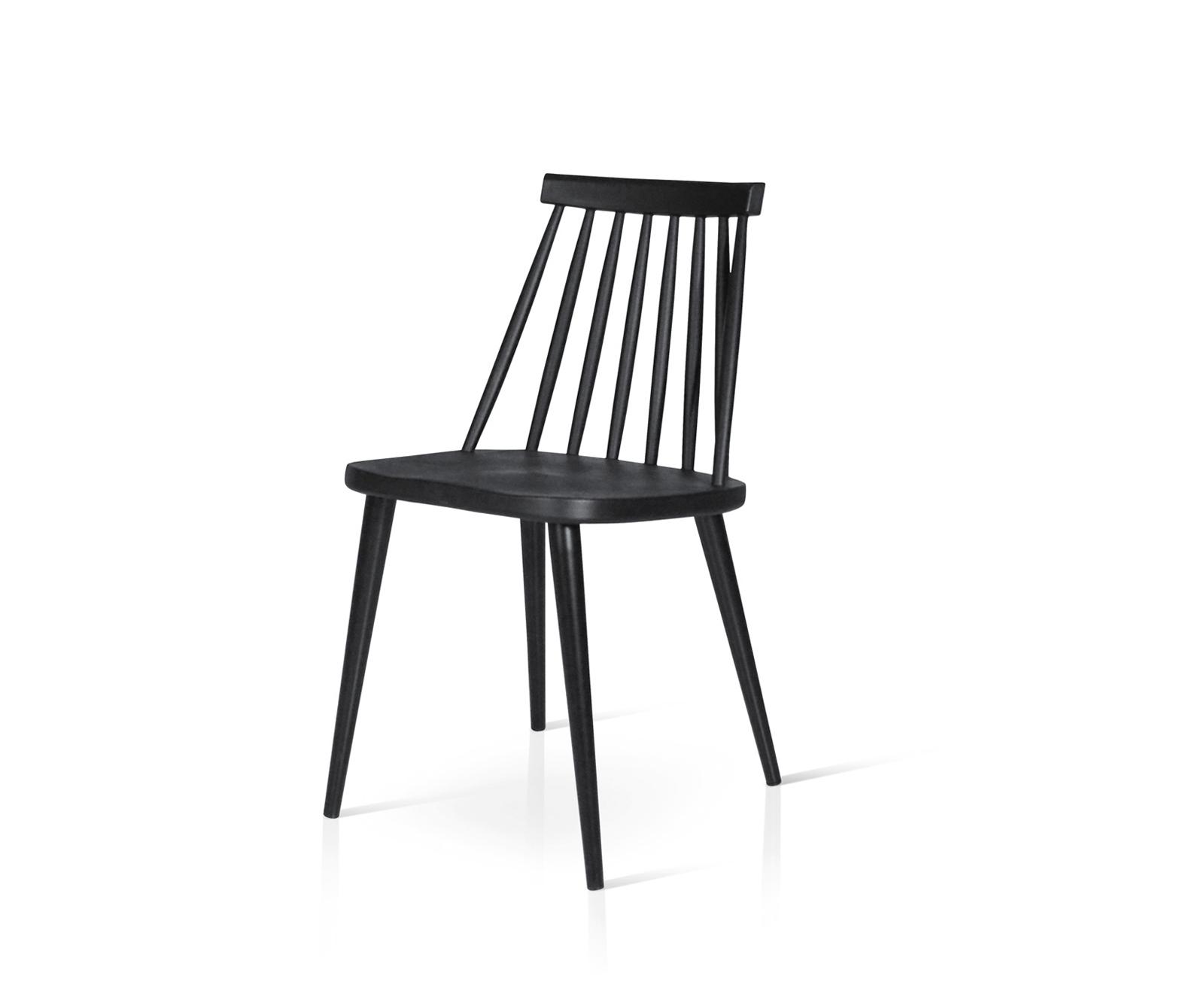 Sedia nera legno - Arredamenti e Mobili classici e moderni ...